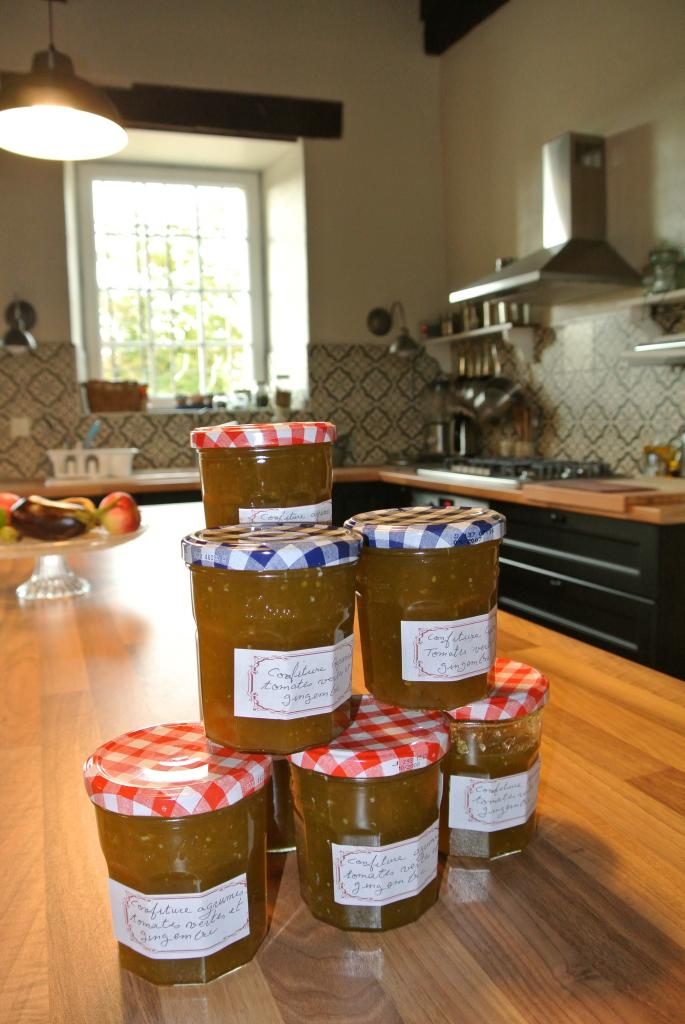 confiture homemaid