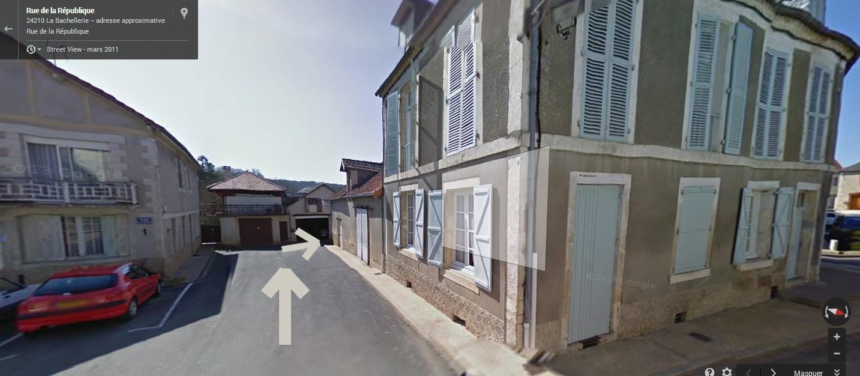 La Place Eugène Priouzeau