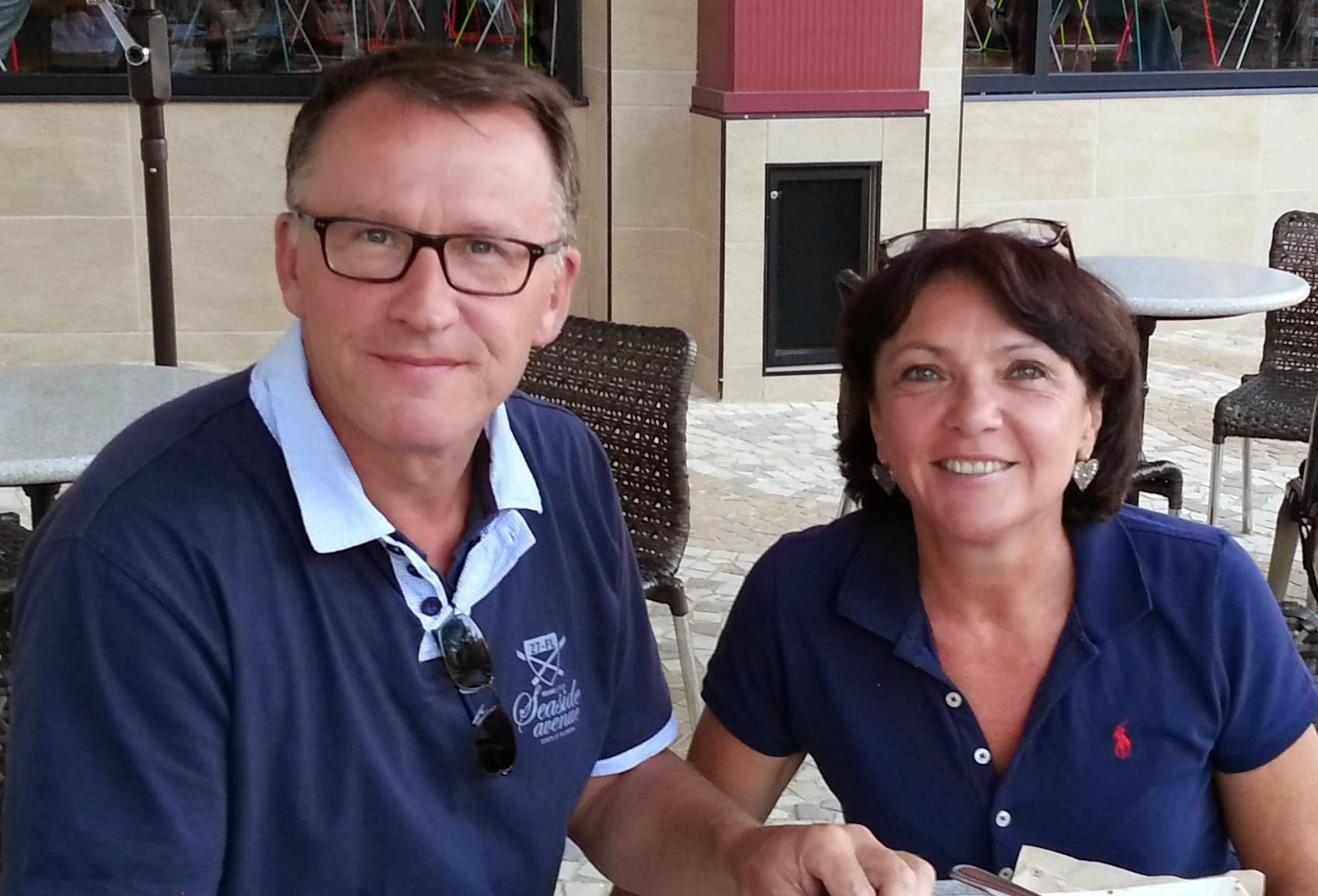 Rahael & Valerie : Welkom