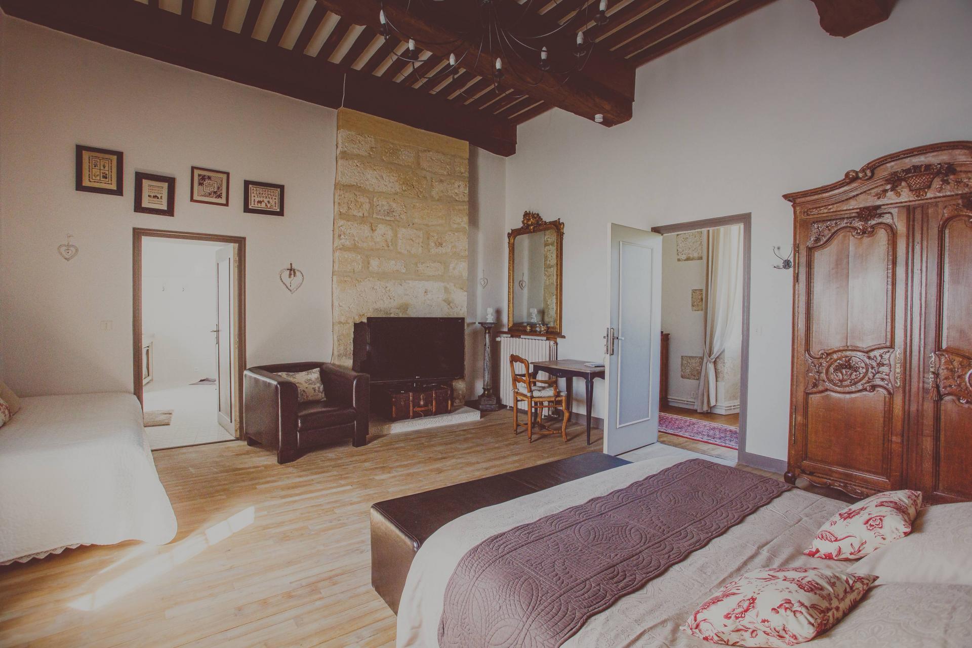 Victoria's Bedroom