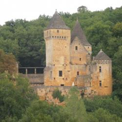 Commarque Castle